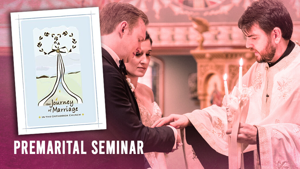 """The Journey of Marriage"" - Premarital Seminar"