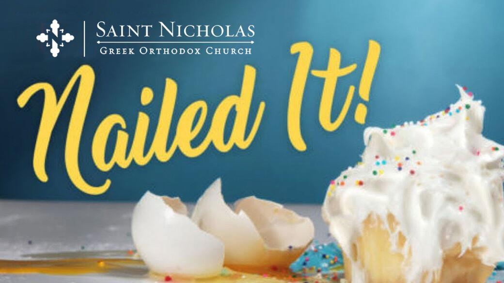 """Nailed It"" Family Bake-Off"