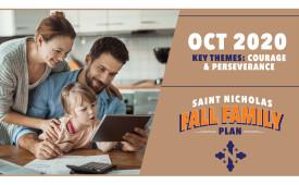 Fall Family Plan - October
