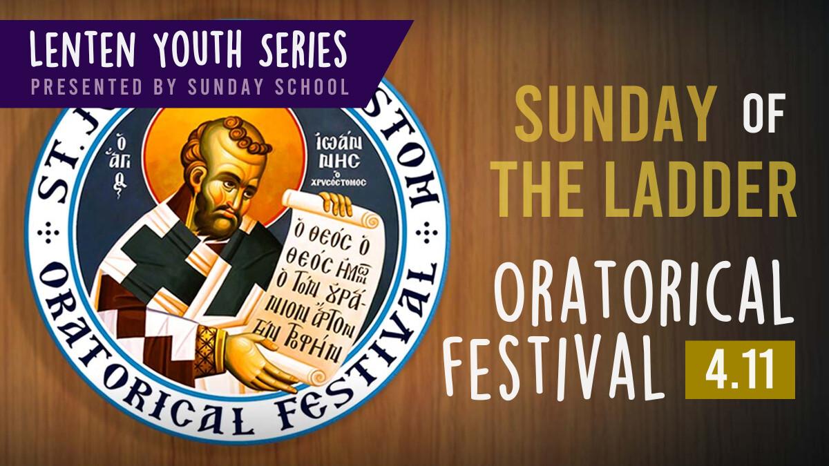 Parish Oratorical Festival